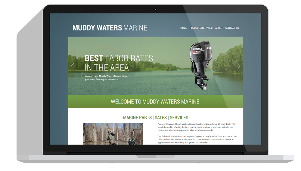 Muddy Waters Marine